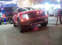 Red Ford F-150 2011 for sale