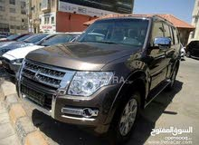 Mitsubishi Pajero 2018 For Rent - Grey color