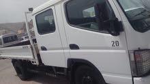 شاحنة ميتسوبيشي موديل 2013 بحالة ممتازة للبيع