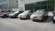 متوفر ثلاث سيارات لكزس ES 330330 ابتداءً من 16000