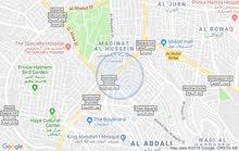 جبل الحسين. شارع مستشفى الأمل. مجمع خروشه بلازا