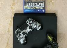 PS4 1TB + 2 Joysticks
