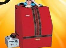 بالتقسيط  حمام البخار المتنقل (سونا) * للتخلص من السمنة واذابة الدهون. * لتنشيط الدورة الدموية.