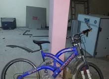 دراجة (بشكليطة)للطرق الوعرة او المعبدة ممتازة للبيع
