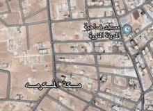 قطعة ارض في جريبا للبيع-ضاحية المدينة المنورة
