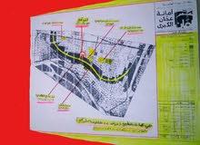 شقة أرضية 187م تنظيم مكاتب/ مركز طب منطقة الخالدي بواجهتين طويلتين الدوار الرابع