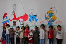 رسام جداريات