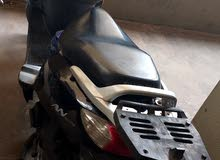 moto Suzuki black 2009 very good condition موتو سوزوكي أسود 2009