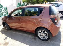 Chevrolet Sonic car for sale 2013 in Muscat city
