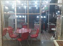 للبيع اجاره 200 جزاره ومطعم طريق ابو الخصيب قرب السوك ابو الخصيب  مطعم مكامل