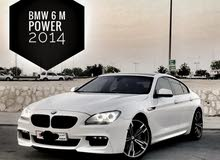 bmw 6 m power