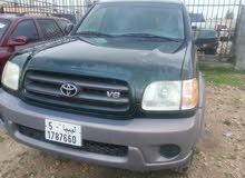 Gasoline Fuel/Power   Toyota Sequoia 2004