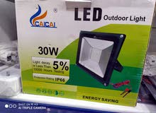 فلاش LED قوته 30W