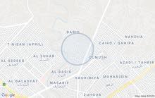 السلام عليكم ورحمة الله وبركاته قطعة ارض للبيع في الموصل / الشلالات مساحتها 252