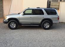 For sale 2000 Grey 4Runner