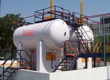LPG Gas Tank Distributor