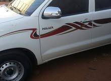 عربة بوكس هايلوكس 2013