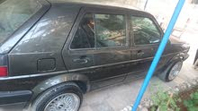 Volkswagen Golf 1989 for sale in Amman