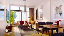 امتلك شقة فى الدون تاون اطلالة برج خليفة بالتقسط وبدون فوائد دفعة اولى 5%مياشرة فقط من المطور