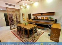 Modern 3 Bed furnished apartment for rental in Amwaj Island