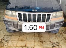For sale Jeep Grand Cherokee car in Misrata