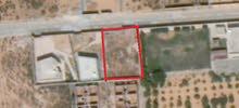 قطعة ارض في خلة فارس