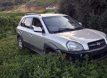 Available for sale!  km mileage Hyundai Tucson 2007