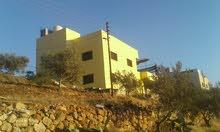 مزرعة للبيع في جرش 5 دونمات فيها شاليه 155 الف