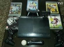 بلايستيشن 3 سوبر سليم للبيع /PlayStation 3 Super slim For Sell