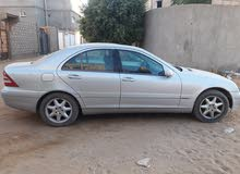 Mercedes Benz C 200 car for sale 2002 in Sabha city