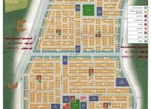 ارض للبيع في مخطط التيسير امتداد شارع فلسطين قريبه