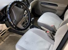 Used condition Hyundai Accent 2011 with +200,000 km mileage