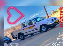 White Nissan Pickup 2012 for sale