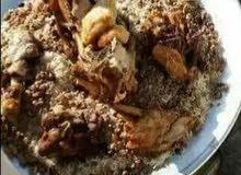 طباخ شرقي مصري محترف حمام ومحاشي