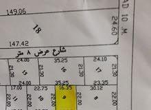 للبيع أرض 360 متر غرب جامعة فلسطين /الزهراء/