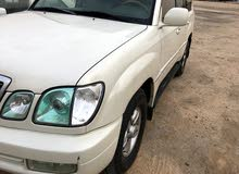 km Toyota Land Cruiser 2001 for sale