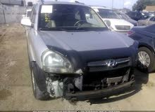 Hyundai Tucson 2008 For sale - Grey color