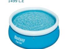 حمامات سباحة موديلات مختلفة من i4 sports
