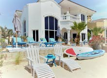 Signature villa for rent in Palm jumeirah