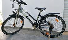 دراجة قوية و جميلة