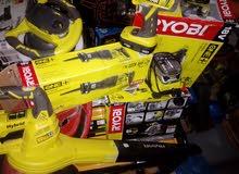 طقم شحن ياباني ماركة Ryobi العالمية