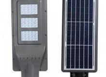 كشاف 300 وات أنارة يعمل بالطاقة الشمسية