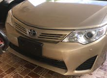 Gold Toyota Camry 2014 for sale