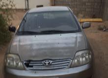 Gasoline Fuel/Power   Toyota Corolla 2004