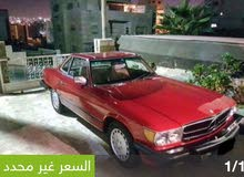 Mercedes Benz  1986 for sale in Amman