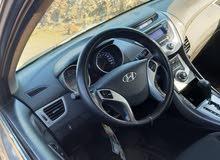 Hyundai Elantra for rent in Mansoura