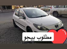 Peugeot 307 2005 For sale - White color