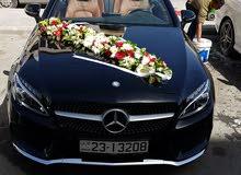 مرسيدس c-200 كشف 2018 للأعراس