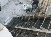 نجارغالب البناء وصب شقل درجه اولا
