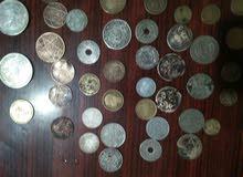 قطع نقدية قديمة للبيع